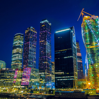 Moscow the largest city of The Russian Federation